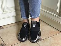 Кроссовки  женские без шнурков