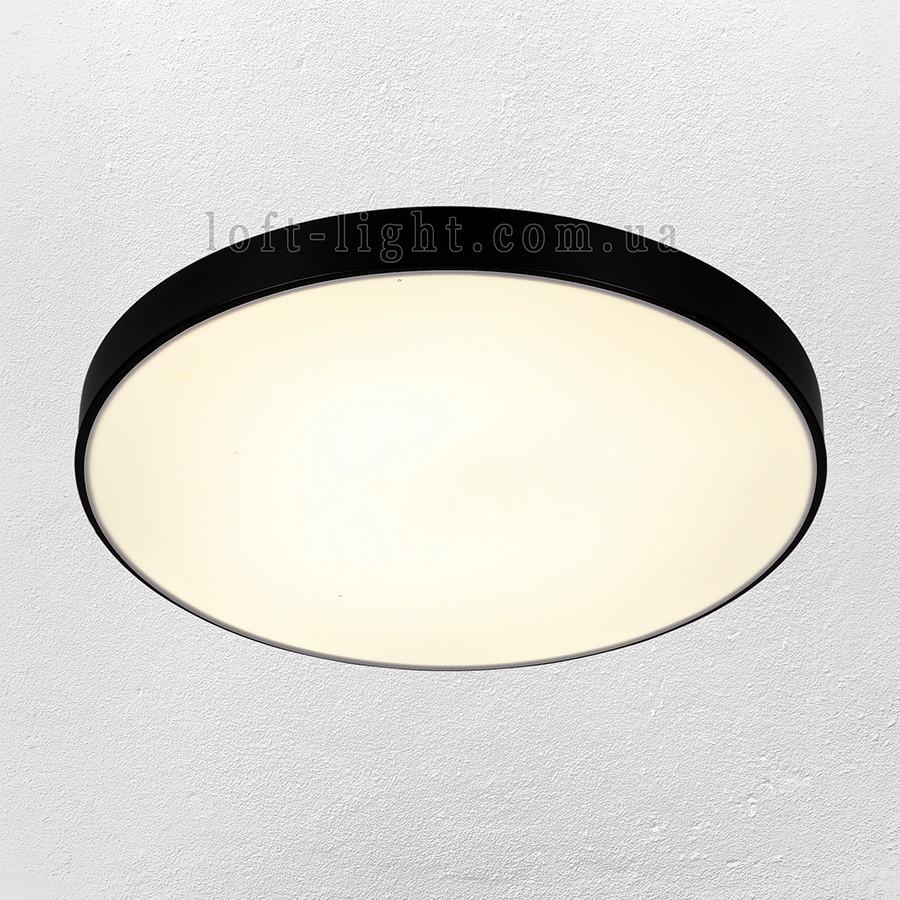 Люстра потолочная светодиодная  (модель 52-L36 BK )