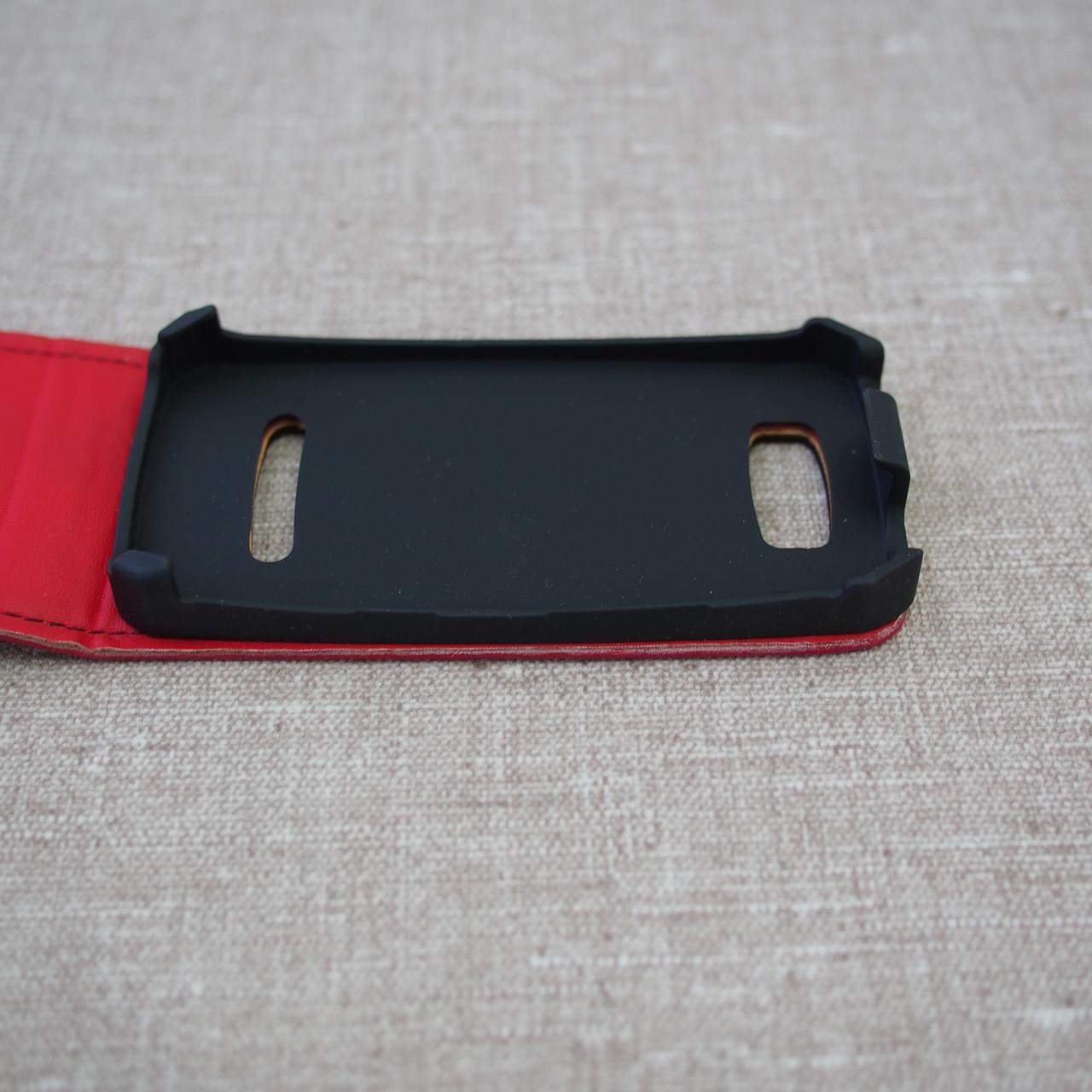 Чехол KeepUP Nokia 306 pink Для телефона KeepUp