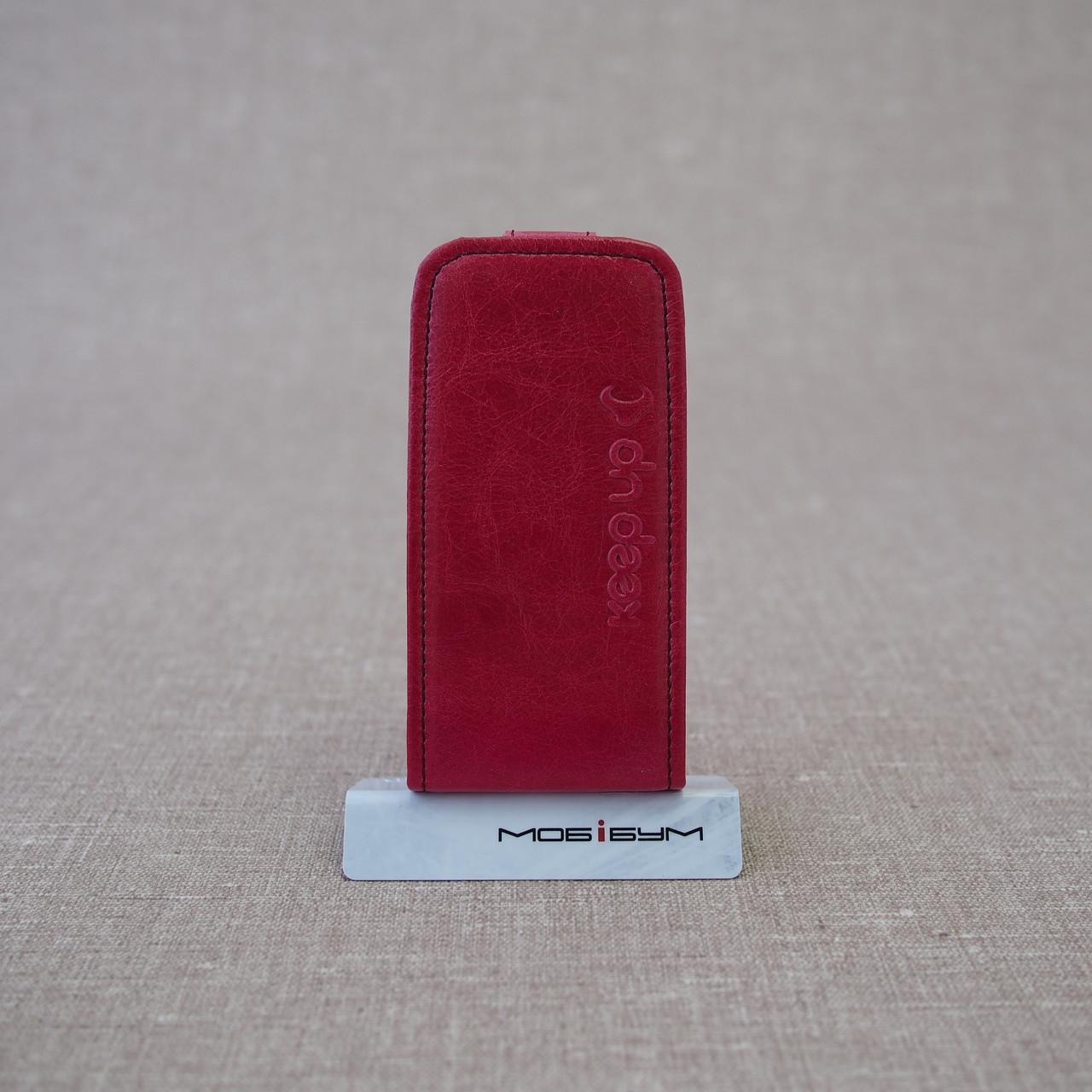 Чехол KeepUP Nokia 306 pink