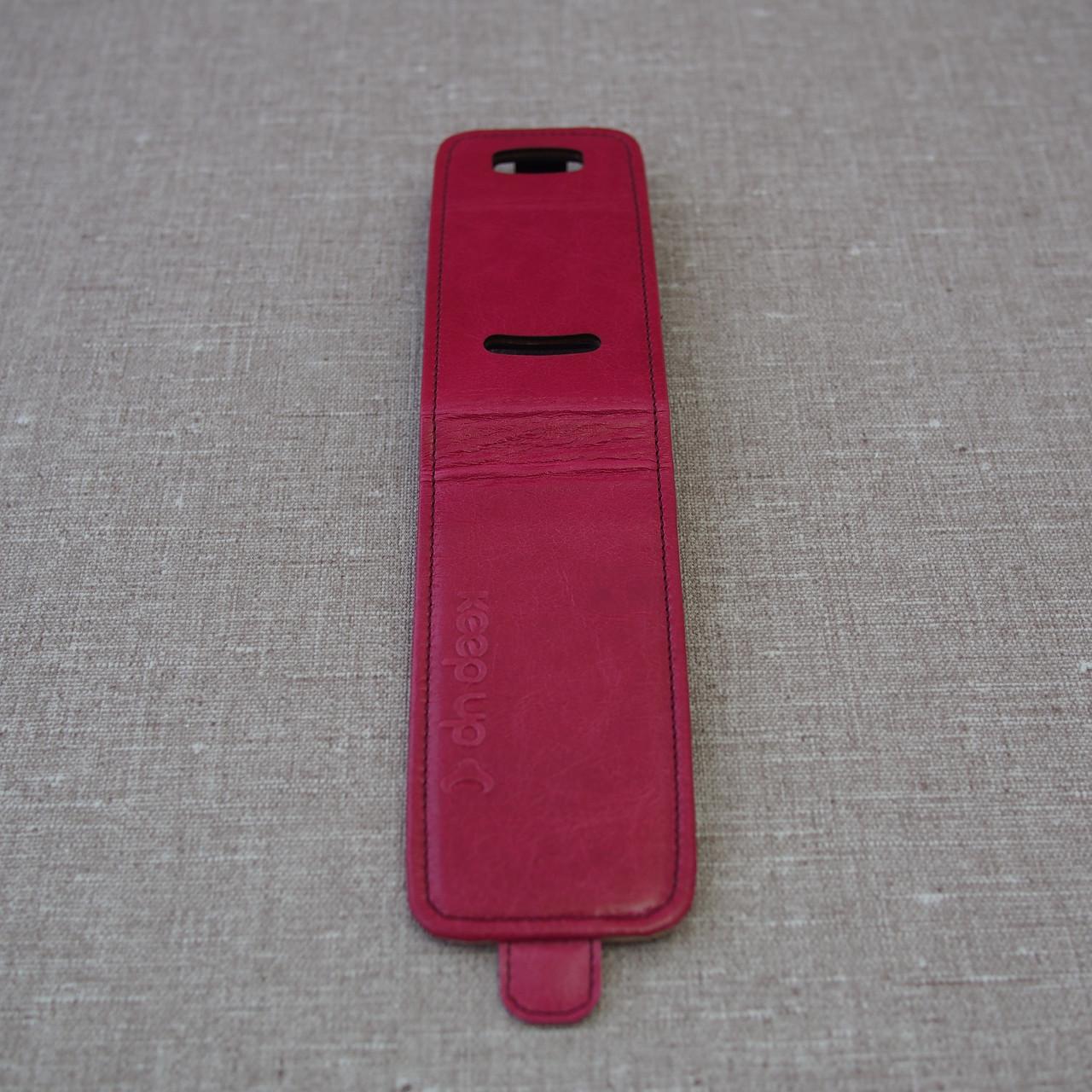 Чехол KeepUP Nokia 306 pink Для телефона
