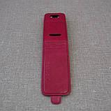 Чехол KeepUP Nokia 306 pink, фото 4