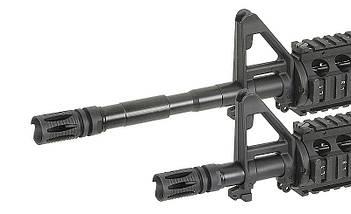 Airsoft реплика M4A1 CQB BI-3981 FULL METAL – BLACK [DBoys], фото 2