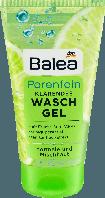 Очищающий гель для умывания лица Balea Waschgel klärend с фруктовыми кислотами.