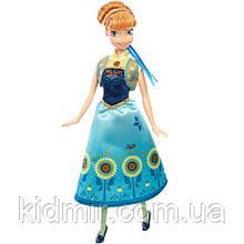 Лялька Ганна Холодне серце Дісней Принцеса Anna Frozen Mattel Disney
