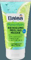 Очищающий гель-пилинг-маска для лица с фруктовой кислотой Balea Waschgel 3in1 Reinigung Peeling Maske, 150 ml