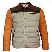 Куртка Lee Cooper Corduroy Contrasting Orange - Оригинал