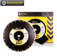 Диск алмазный 1A1RSS/C2-H 300x2.8/1.8x10x25.4-22 F4 Baumesser Asphalt Pro