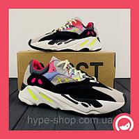 Мужские кроссовки в стиле Kaws x Adidas Yeezy Boost 700 | Все размеры