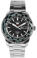 Часы Seiko 5 Sports SRP127J1 Automatic 4R36 Worldtime, фото 1