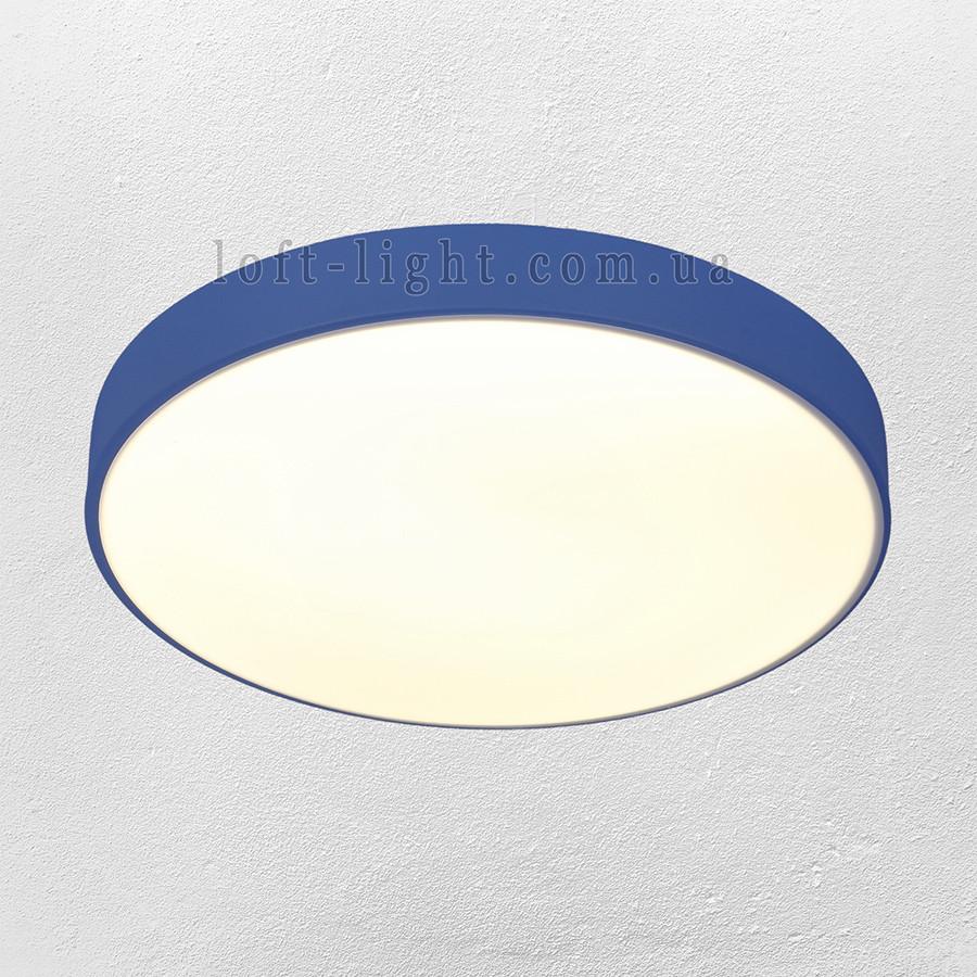 Люстра потолочная светодиодная  (модель 52-L37 BLUE  )