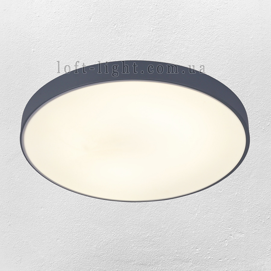 Люстра потолочная светодиодная  (модель 52-L37 GRAY)