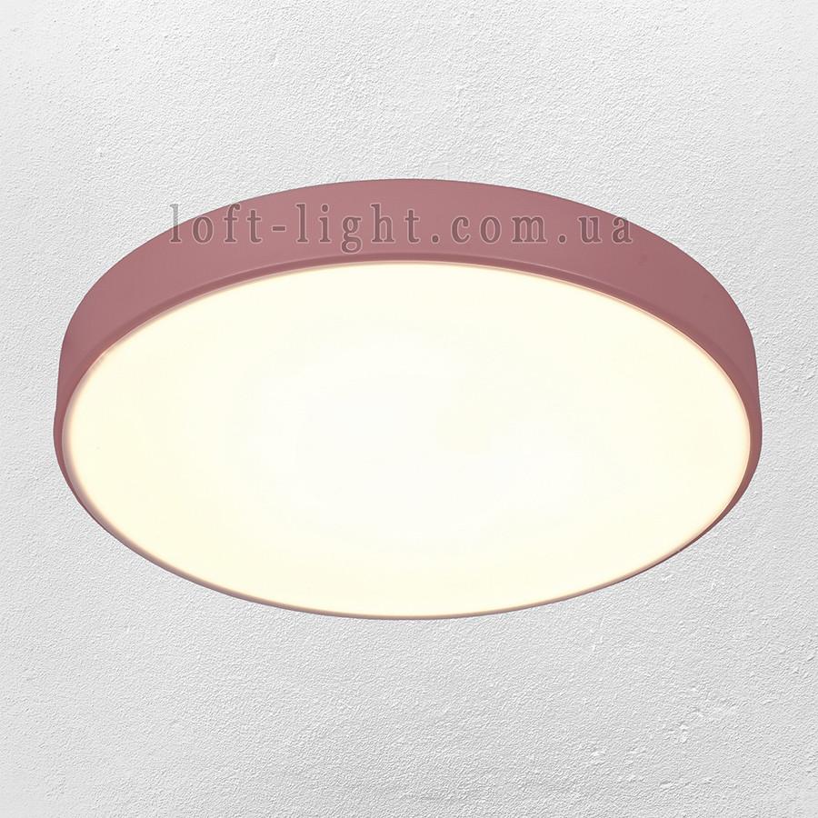 Люстра потолочная светодиодная  (модель 52-L37 PINK )