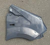 Крыло  Газель Next (A21R23) серое переднее правое  пр-во ГАЗ, фото 1