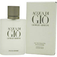 Giorgio Armani Acqua Di Gio Pour Homme (Армани Аква ди Джио Пур Хом), мужская туалетная вода, 100 ml копия, фото 1