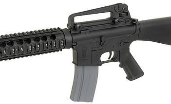 Автомат M16A3 CM.009A4 FULL METAL [P&J] (для страйкбола), фото 3