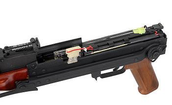 Автомат Калашникова АКМС модель RK-10S [DBoys] (для страйкбола), фото 3