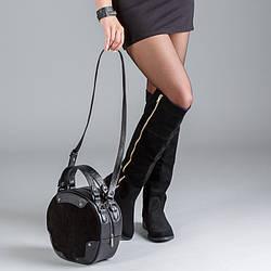 Женская сумочка в любом цвете кожи или замши. Комплекты с обувью.