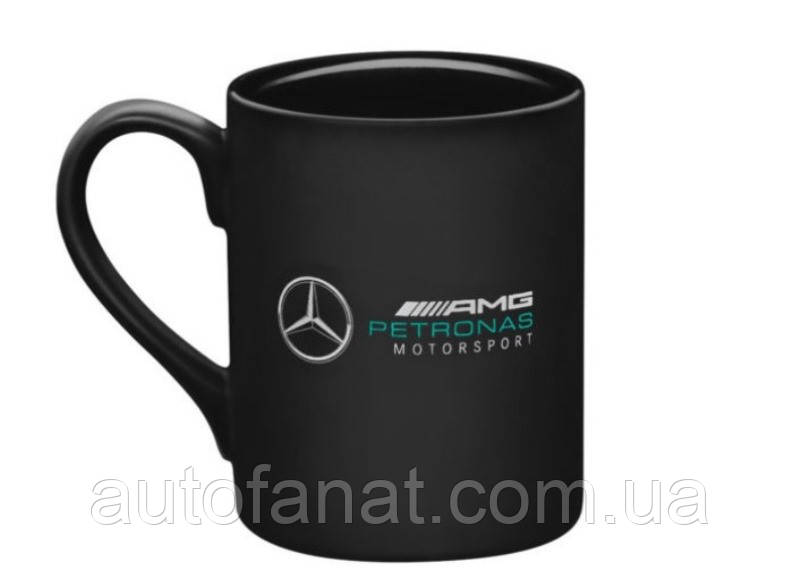 Оригинальнаяя кружка Mercedes-Benz AMG F1 Ceramic Mug, Black (B67995497)