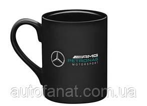 Оригинальнаяя кружка Mercedes-Benz AMG F1 Ceramic Mug, Black (B67995497)