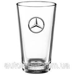 Оригинальный набор из шести стеклянных стаканов Mercedes-Benz Glass Set Classic Star (B66958362)