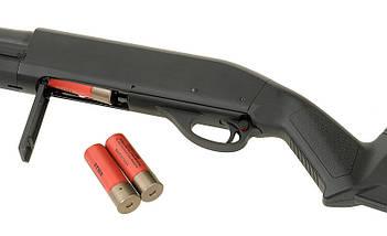 Дробовик Remington M870 CM355 – BLACK  [CYMA] (для страйкбола), фото 3