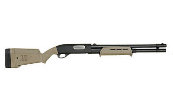 Дробовик Remington M870 CM355LM FULL METAL DARK EARTH [CYMA] (для страйкбола), фото 2