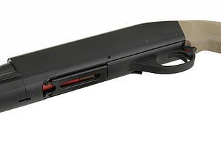 Дробовик Remington M870 CM355LM FULL METAL DARK EARTH [CYMA] (для страйкбола), фото 3