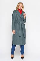 Женское двубортное пальто, с 44-54 размер, фото 1