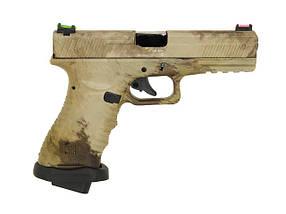 Пистолет ACP601 CO2 BLOW BACK PISTOL – AT-AU [APS] (для страйкбола), фото 2