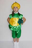 Костюм маскарадный для девочки Дыня 3-6 лет, фото 1