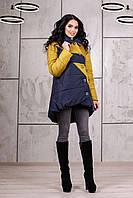 Женская зимняя модная куртка Производитель фабрика Украина прямой поставщик р.42-48