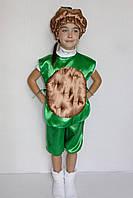 Детский маскарадный костюм Картошка для девочки 3-6 лет, фото 1