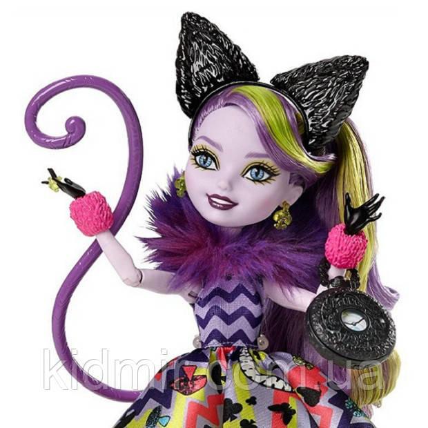 Лялька Ever After High Кітті Чешир (Kitty Cheshire) Дорога в Країну Чудес Евер Афтер Хай