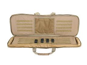 Сумка для переноса оружия 105 см – COYOTE  [8FIELDS] (для страйкбола), фото 3