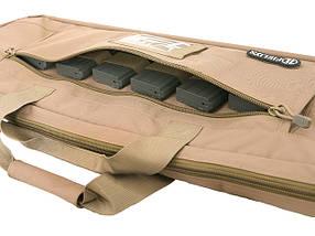 Сумка для переноса оружия 105 см – COYOTE  [8FIELDS] (для страйкбола), фото 2