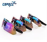 Очки для велоспорта  Copozz gog-1030 - 3 сменные линзы, фото 1