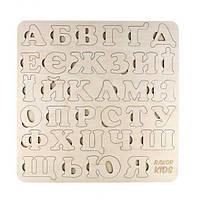 Деревянная азбука Алфавит Абетка