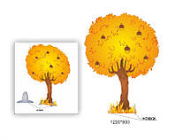 """Декорация  дерево """"Дуб осенний"""""""