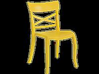Стул Papatya XSera-S канареечно-желтый, фото 1