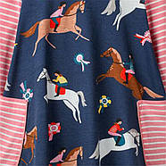 Платье для девочки Скачки Jumping Meters, фото 2