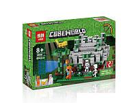 "Конструктор Lepin Minecraft 18026 ""Храм в джунглях"" (аналог Lego Майнкрафт, Minecraft 21132)"