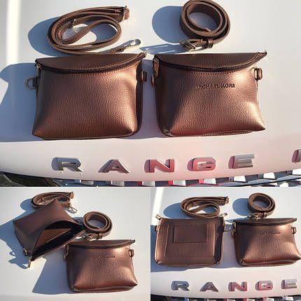 Стильные сумки на пояс женские, фото 2