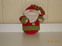 М'яка іграшка Санта-Клаус, фото 1