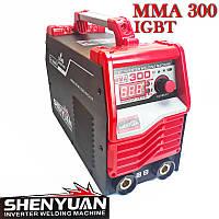 Сварочный инвертор « Shenyuan»  MMA 300A (Shyuan Ltd.Com)
