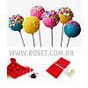 Силиконовые формочки для выпечки - Party Lolli Cakes