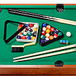 """Игровой стол """"Vortex 3-в-1"""" - мини бильярд, настольный футбол, аэрохоккей, фото 4"""