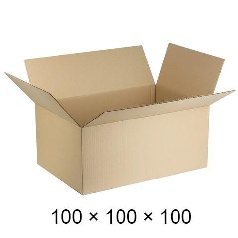 Картонная коробка Т-22 - 100 × 100 × 100
