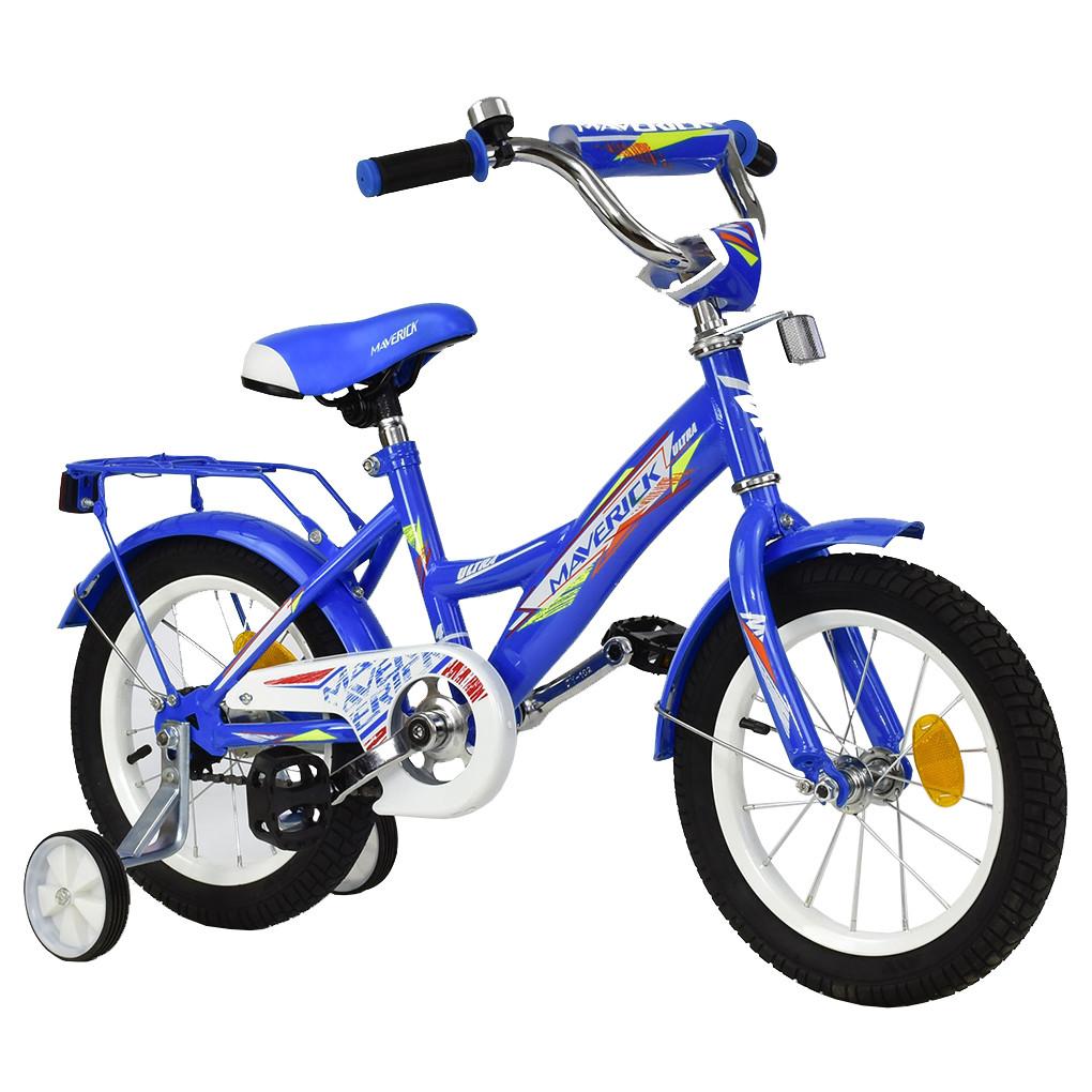 Велосипед MAVERICK Синий R 1402