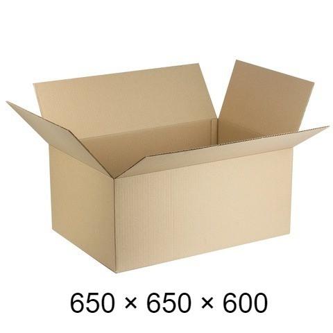 Картонная коробка Т-22 - 650 × 650 × 600